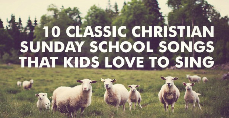 10 Classic Christian Sunday School Songs That Kids Love To Sing