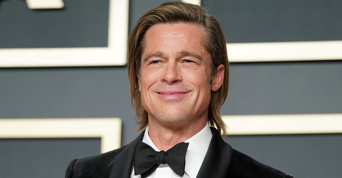 Brad Pitt Wins First Acting Oscar: Movies, Culture, and the Wisdom of Frederick Douglass