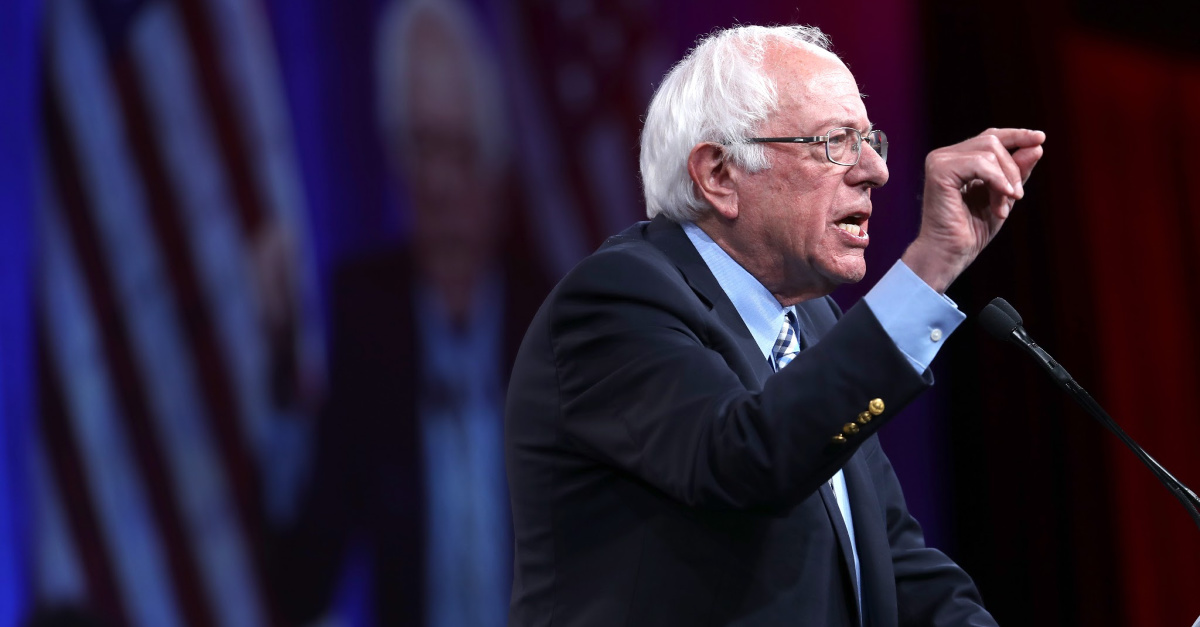 No Room for Pro-Lifers in Democratic Party, Sanders Says: Abortion Rights Are 'Essential'