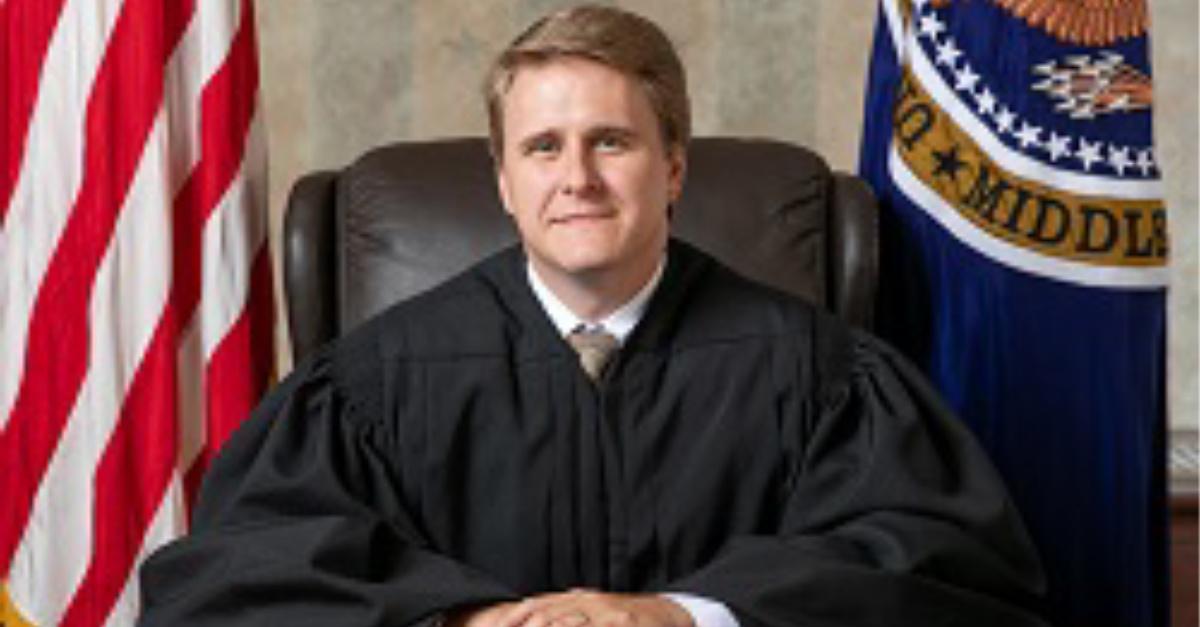 Senate Confirms Trump's 51st Federal Appeals Court Judge