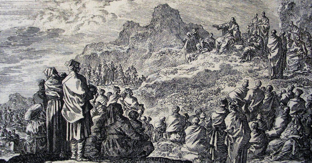 What Is Jesus Sermon On The Mount Bible Verses Significance