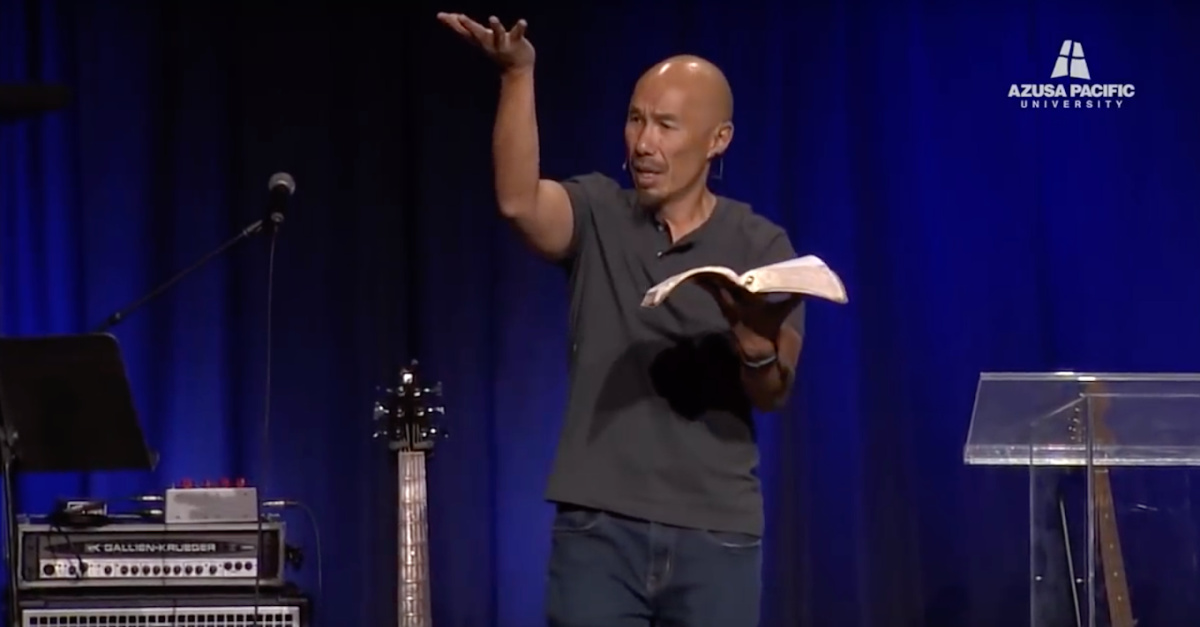 Francis Chan Tells of Incredible Physical Healings While Ministering in Myanmar
