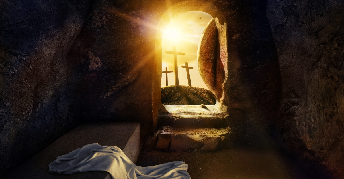 3 Wonderful Reasons to Rejoice in the Resurrection