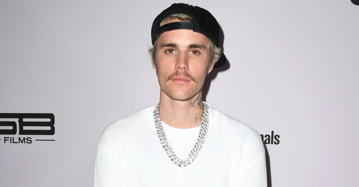 Jesus 'Found Me in My Dirt and Pulled Me Out,' Justin Bieber Says