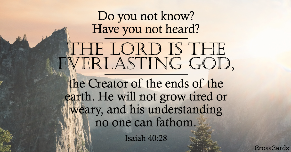 "Understanding ""They That Wait Upon the Lord"" Promise"