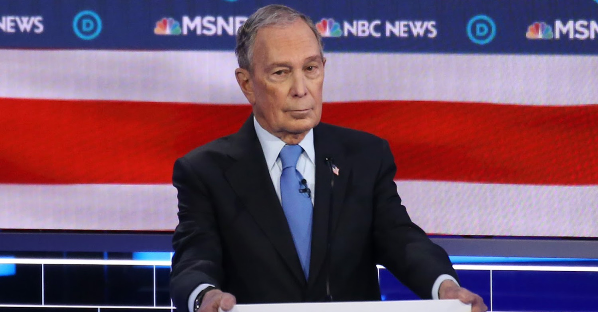 Mike Bloomberg Joins the Democratic Presidential Debate: Net Worth and Eternal Worth