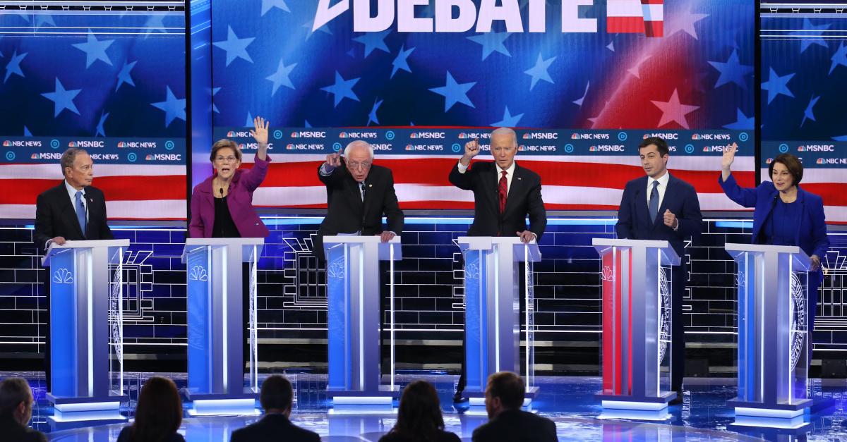 5 Takeaways from the Nevada Democratic Presidential Debate