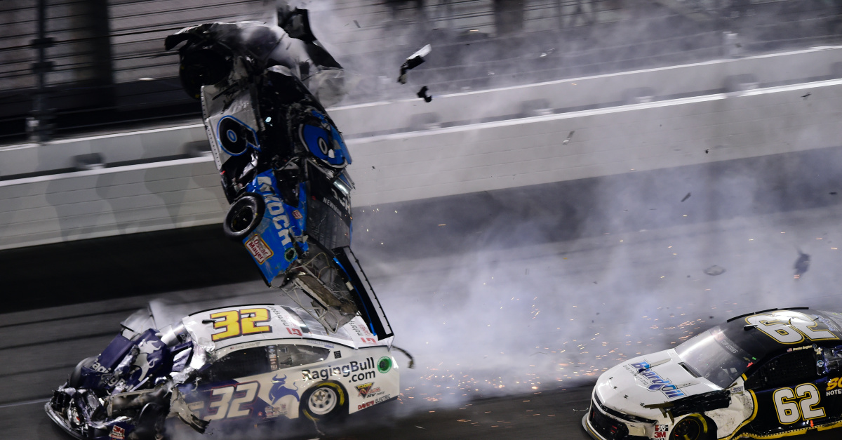 NASCAR Driver Ryan Newman Released from Hospital after Near Fatal Crash