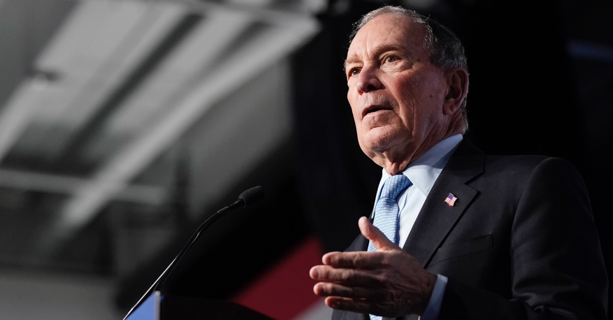 Bloomberg Evicted 'Black and Brown' Churches as Mayor, Former Obama Staffer Says