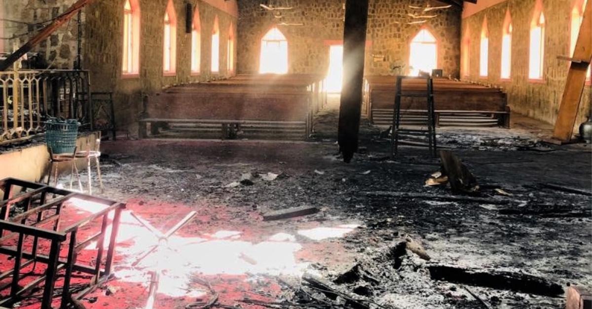 Boko Haram Terrorists Attack Predominantly Christian Community in Northeast Nigeria