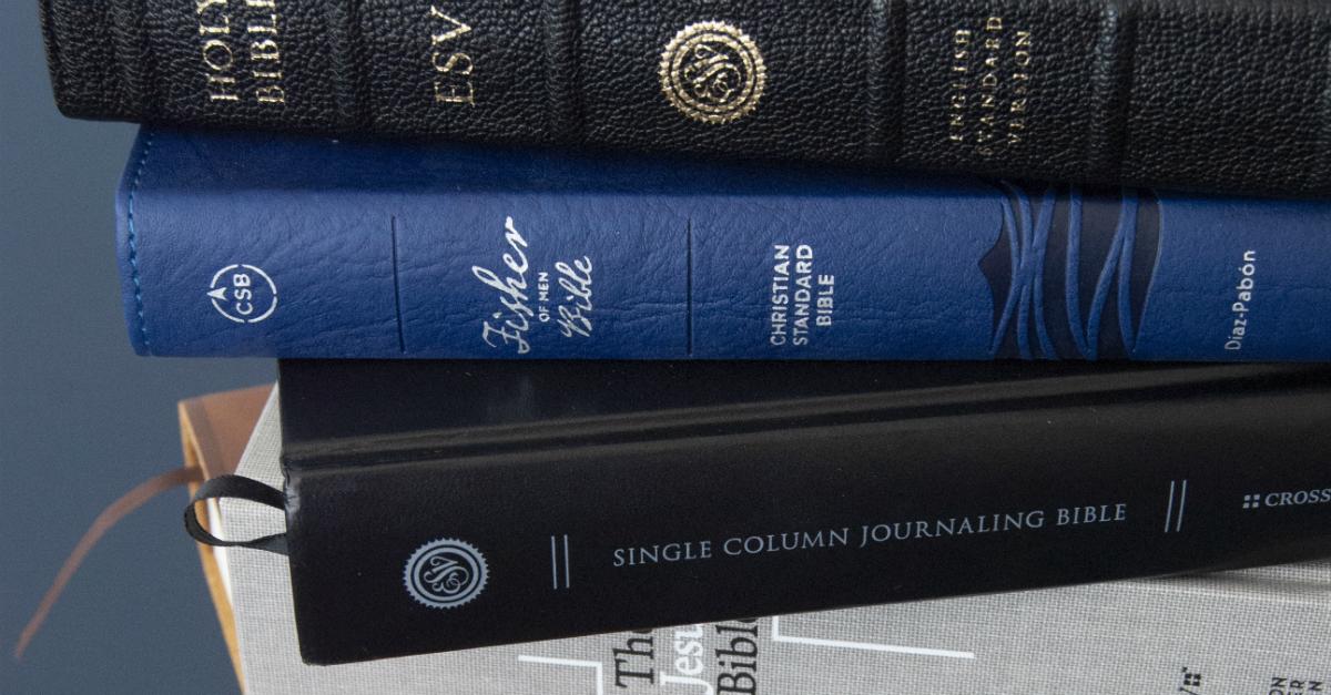 3 Biblical Versions of John 14:1-3
