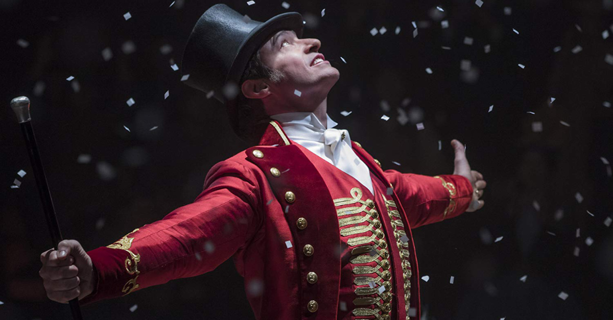 <strong>10. The Greatest Showman</strong>