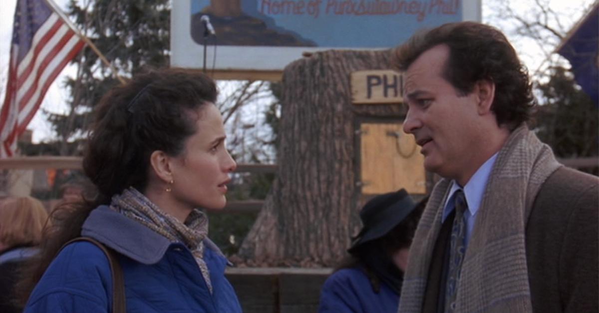 10. <em>Groundhog Day</em> (1993)
