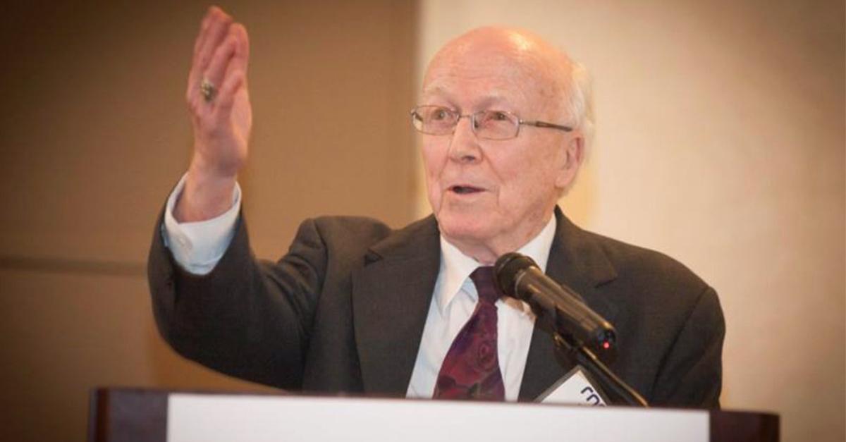 Remembering Roy Larson, Legendary Religion Journalist and Teacher