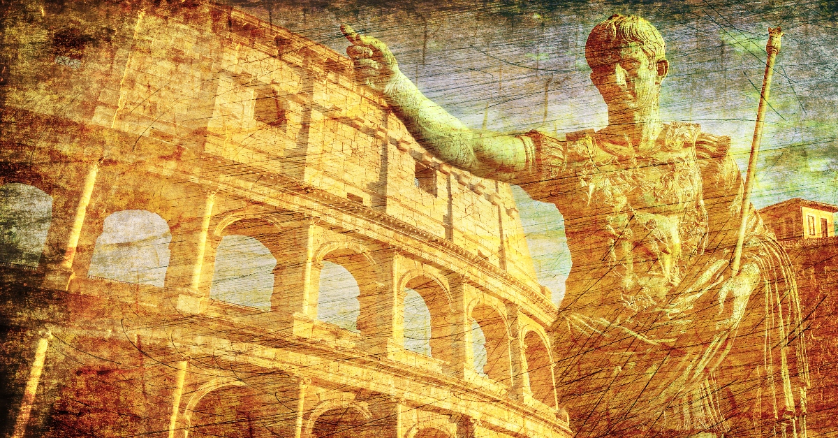 Why Did the Romans Care about Jesus?