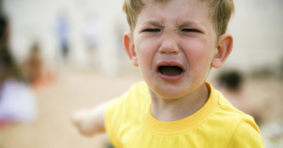 10 Deeper Reasons for Your Child's Misbehavior