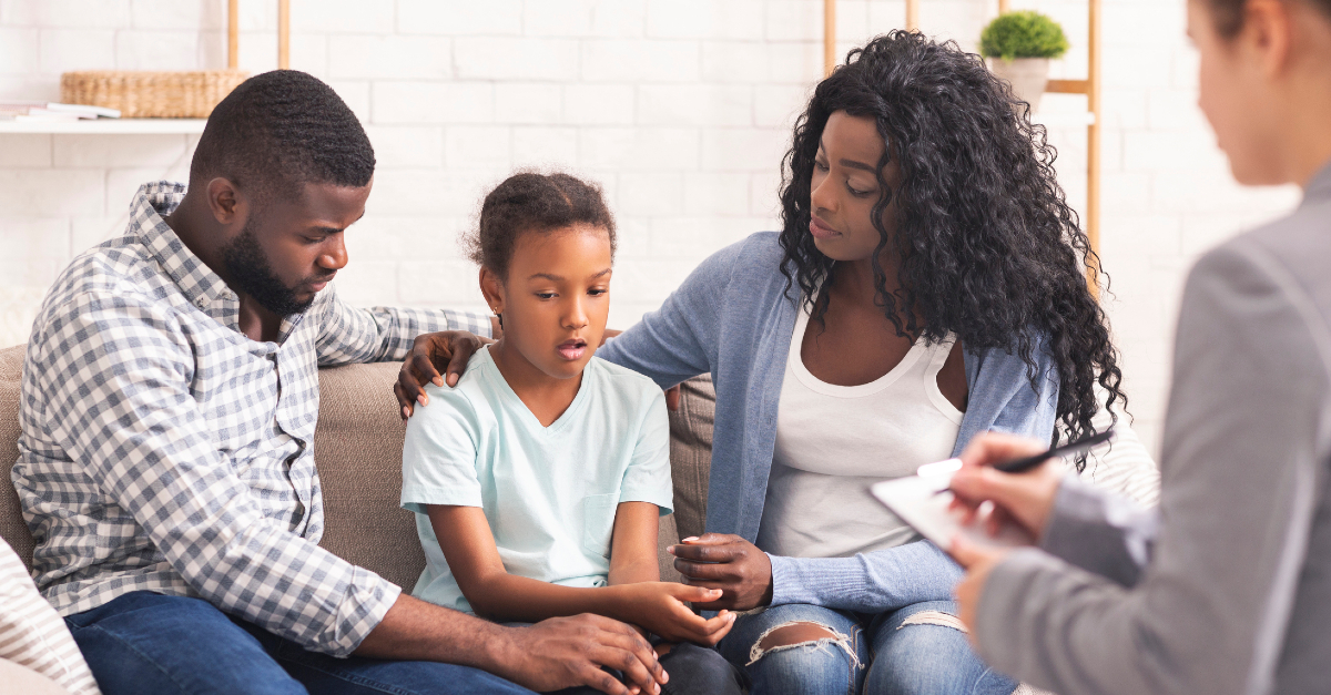 How to Not Feel Like a Failure if Your Child Needs Therapy