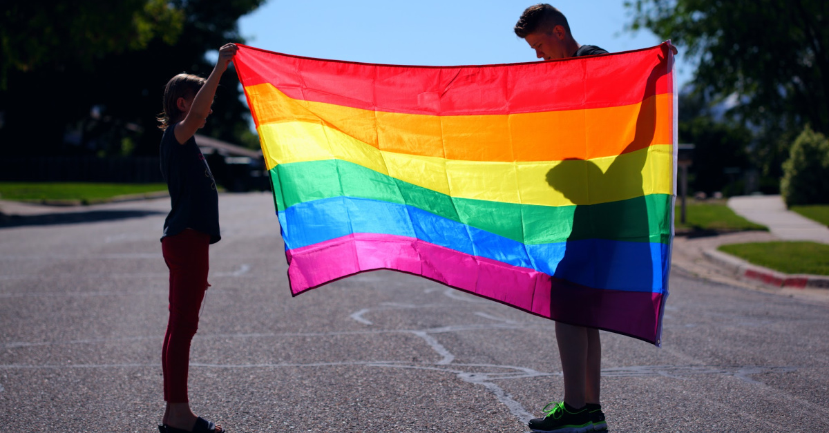 Texas Judge Gives Mom Who Wants to Transition Her Son's Gender Sole Rights