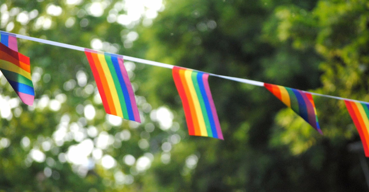 Middle School Hangs LGBT Pride Flag, Blocks Traditional Marriage Flag, Student Says