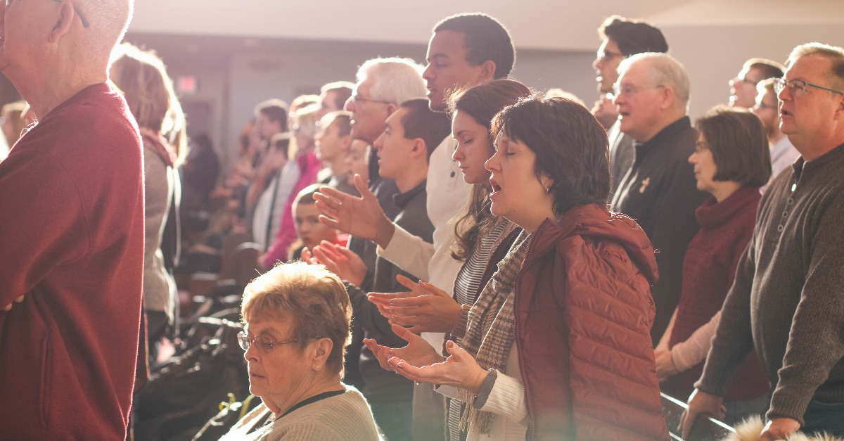 Church Engagement Down about Half Since 2000, Barna Group Reports