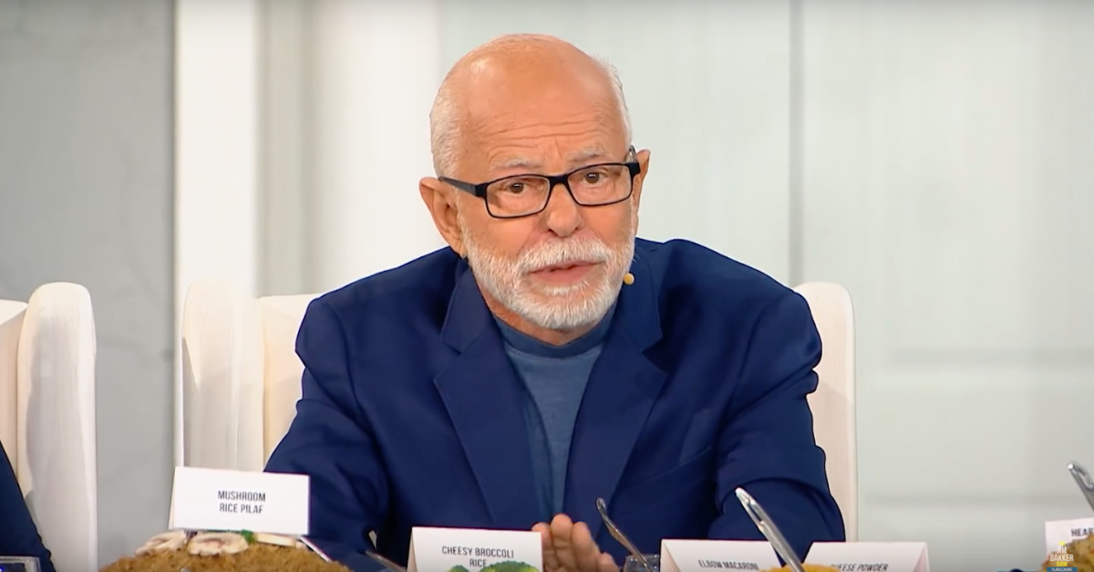 FDA, FTC Order Jim Bakker to Stop Selling Fake Coronavirus Cure