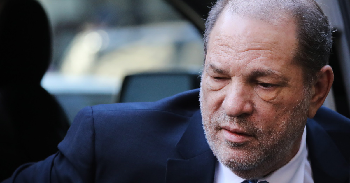 Harvey Weinstein's lawyers ask for a shorter jail sentence