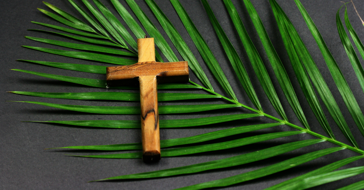 5 Ways to Celebrate Palm Sunday at Home This Year