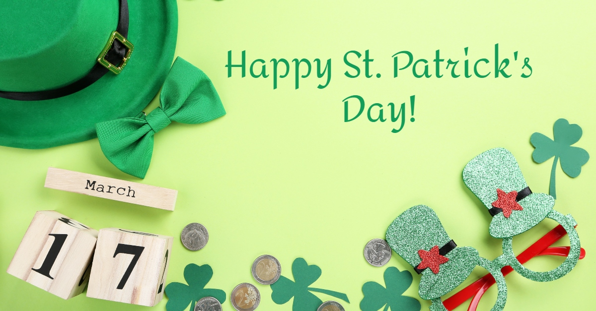What Is St. Patrick's Day All About?