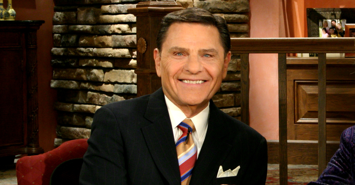 Televangelist Kenneth Copeland Attempts to Heal People of Coronavirus Through TV Screen