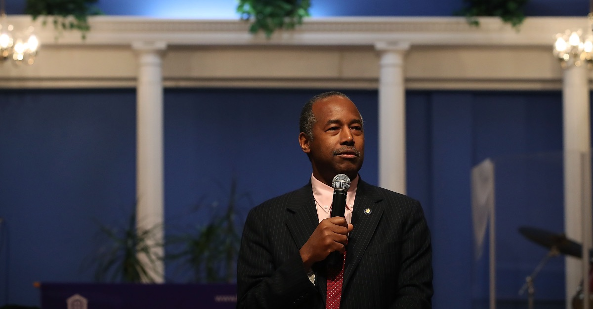 Dr. Ben Carson Urges Americans to Lean into Faith, Prayer amid COVID-19 Outbreak