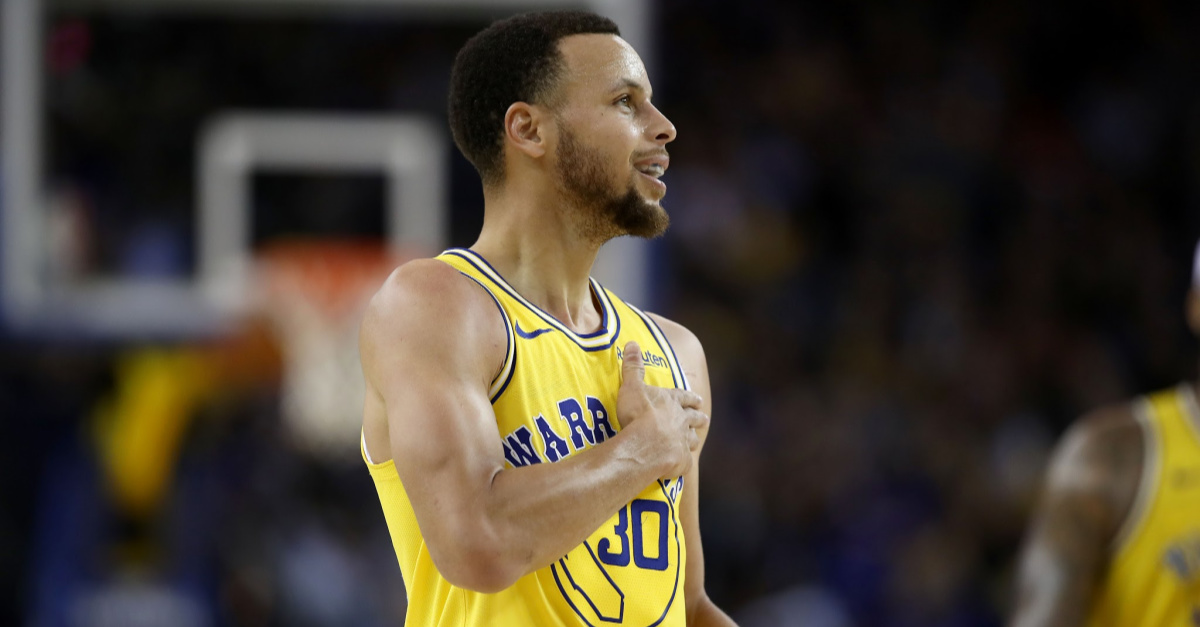 5. Steph Curry Is Donating One Million Meals to Students