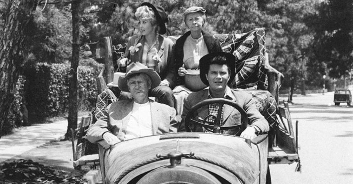 7. <em>The Beverly Hillbillies</em> (Prime, Hulu)