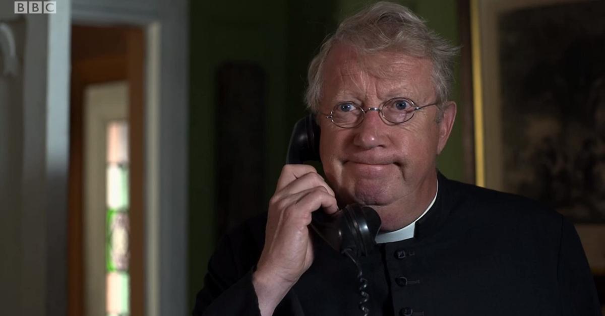 9. <em>Father Brown</em> (Netflix)