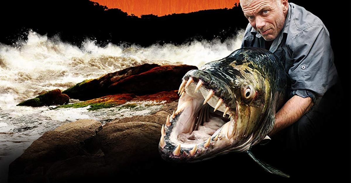 11. <em>River Monsters</em><strong>&nbsp;</strong>(Hulu, Prime)