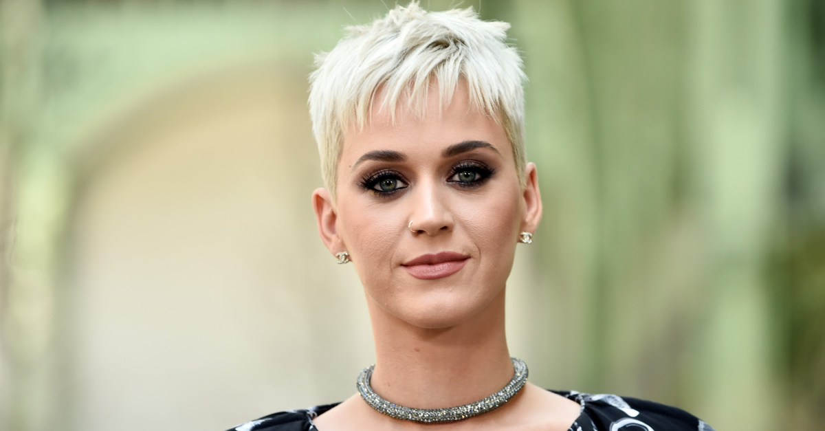 Federal Court Rules in Katy Perry's Favor, Overturns Christian Artist's Copyright Infringement Lawsuit
