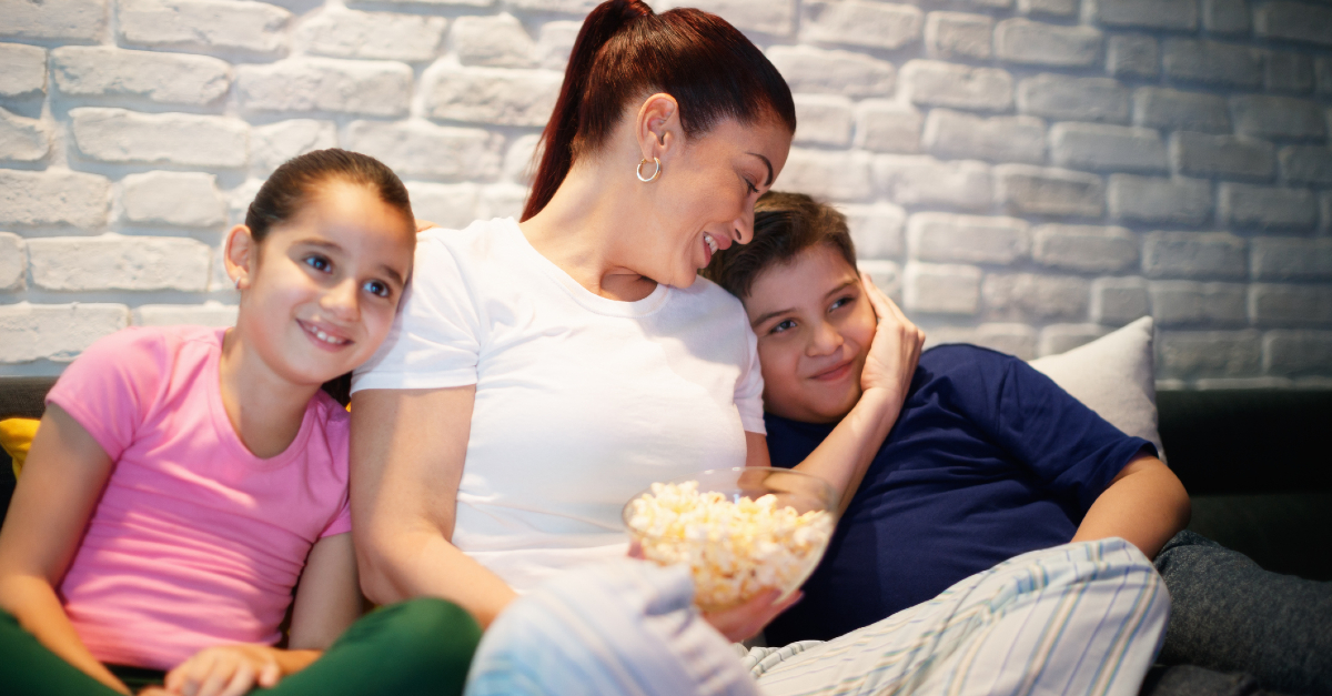 10 Family-Friendly Movies to Watch While Stuck Home Together