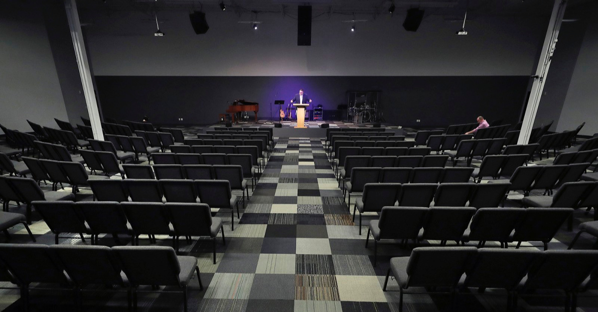 Conservative Churches Need to Get the Social Distancing Memo