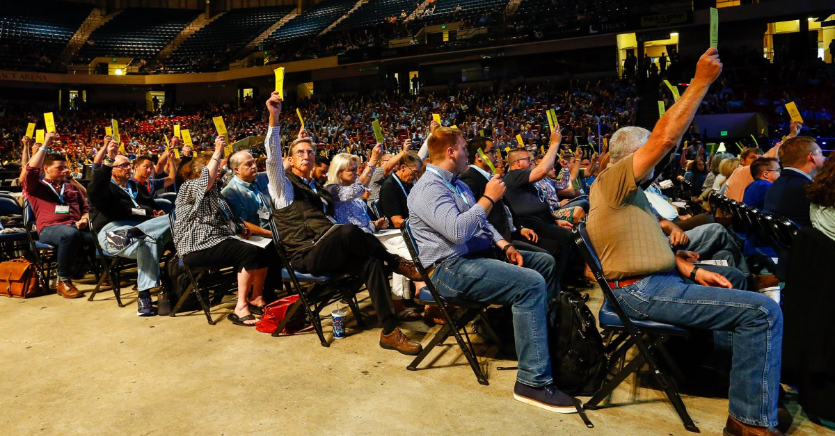 Amid Coronavirus, Southern Baptists Cancel Annual Meeting