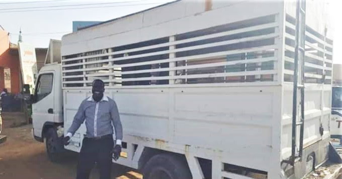 Baptist Church Recovers Truck Confiscated Eight Years Ago in Sudan