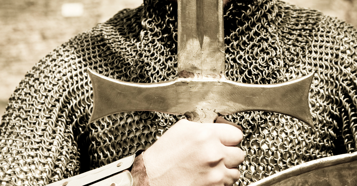 How the Armor of God Is Meant for Crises Like Coronavirus