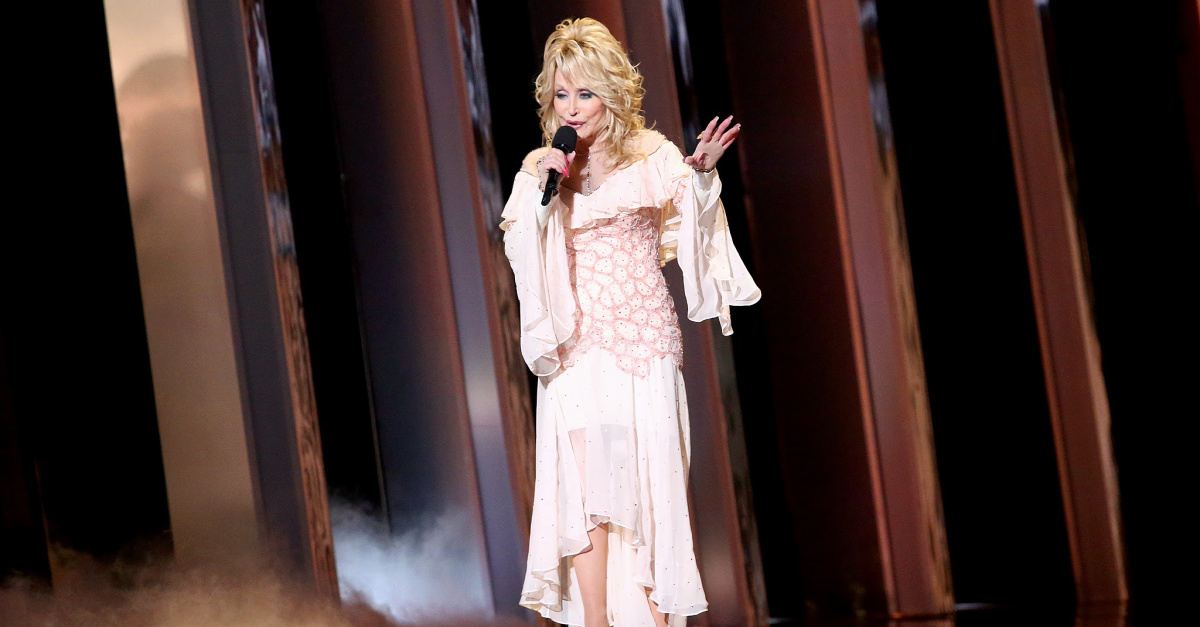 Dolly Parton to read children's book in new video series