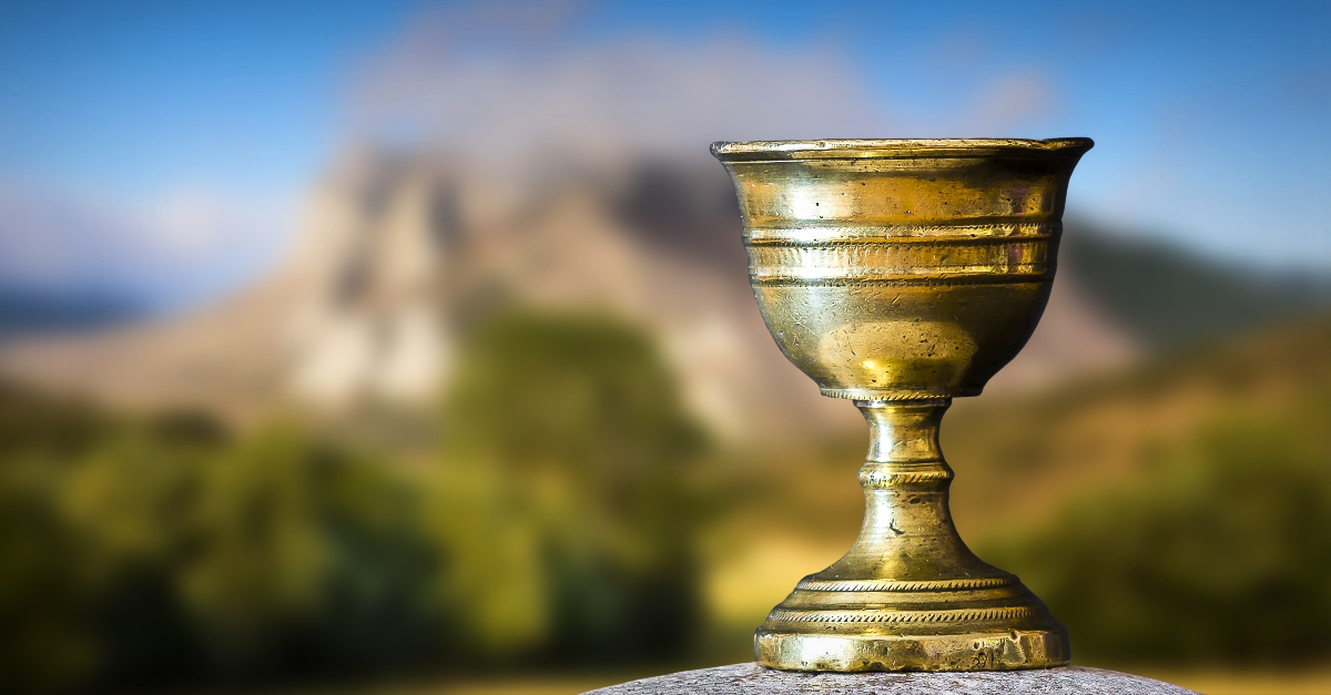 Did Jesus' Desire to Give God the Cup Diminish His Love on the Cross?