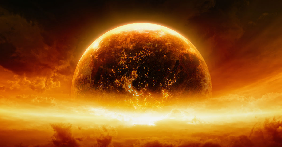 Biblical Scholar Says COVID-19 Is 'Very Serious Foreshadowing' of the End Times