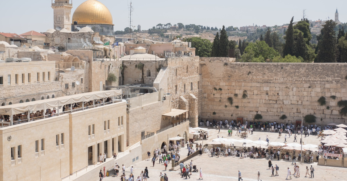 Israel's Tower of David Museum Is Using Virtual Reality to Allow People to 'Visit' the Western Wall during Passover