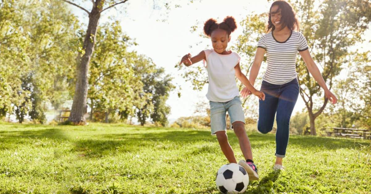 How Families Can Stay Physically Active while Social Distancing